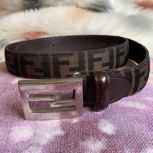 Authentic vintage Fendi belt